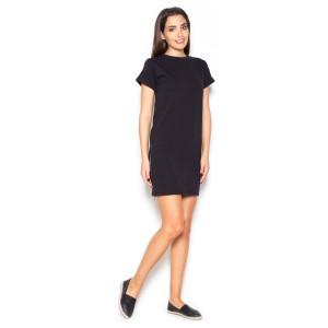 Dámské sportovní šaty černé barvy