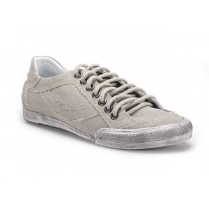 Béžové kožené sportovní pánské boty COMODO E SANO