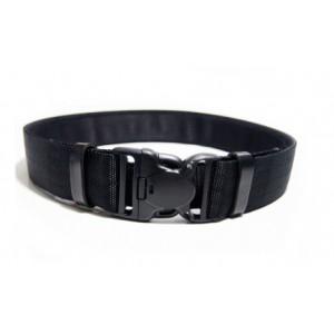 Černý pánský pásek s rozpínáním