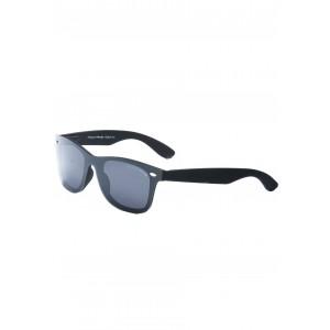 Stylové černé polarizační sluneční brýle