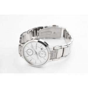 Kvalitní dámské hodinky stříbrné