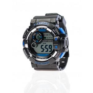 Pánské sportovní hodinky černé barvy
