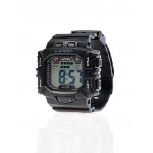 Sportovní pánské hodinky v černé barvě