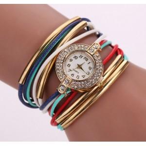 Dámské ozdobné hodinky s náramky