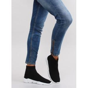 Černá dámská sportovní obuv pro volný čas