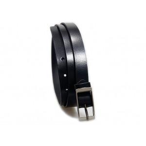 Černé pánské opasky k obleku
