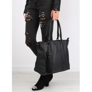 Dámská kabelka černé barvy