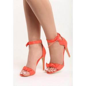 Boty na podpatku letní