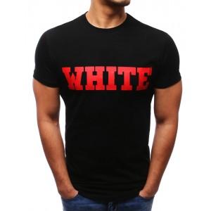 Pánské černé tričko