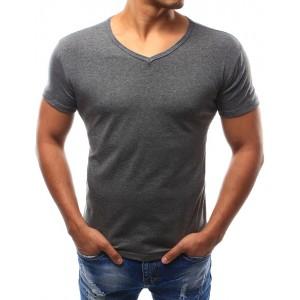 Pánské tričko s výstřihem do v