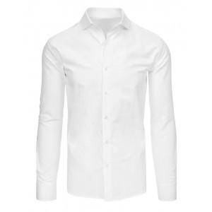 Košile slim fit bílé barvy