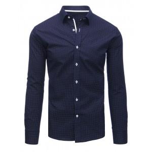 Bavlněné košile s dlouhým rukávem