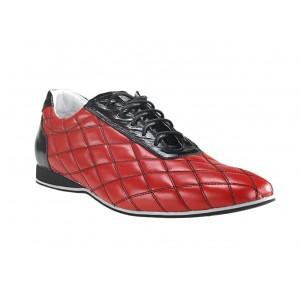 Pánská sportovní obuv červená ID: 482