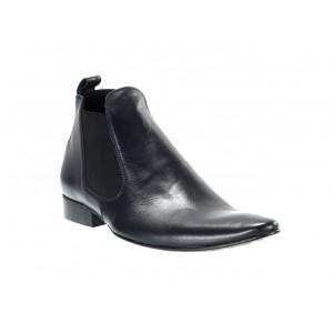 Pánské kotníkové boty modré