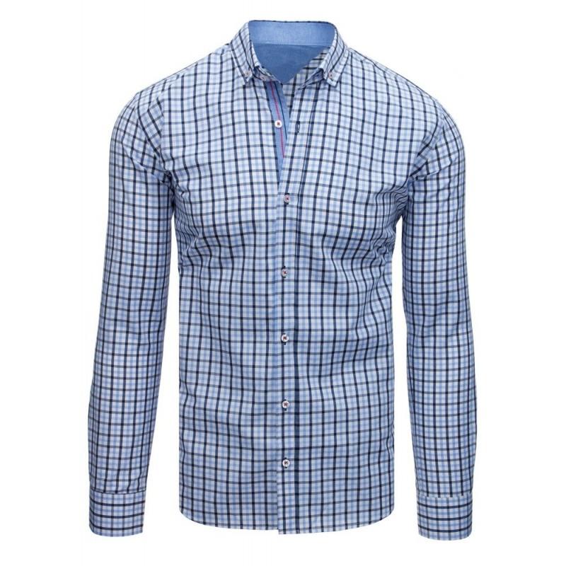 Košile pánská dlouhý rukáv světle modré barvy c75d57b593