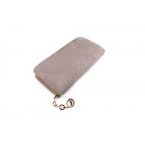 Béžová dámská peněženka se zipem