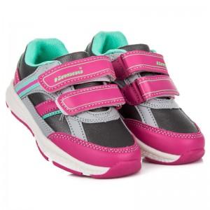 Sportovní obuv pro děti v růžové barvě
