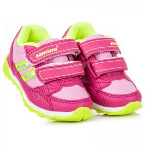Dětské sportovní boty na suchý zip