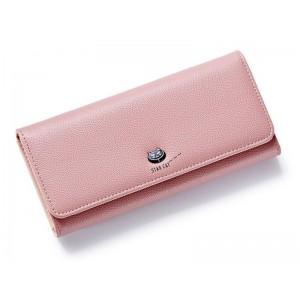 Dívčí růžová peněženka STAR CAT