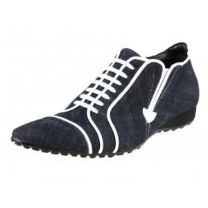 Športová pánska obuv - tmavomodrá