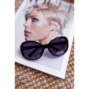 Trendy dámské sluneční brýle v černé barvě