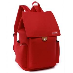 Sportovní batoh v červené barvě