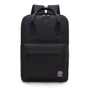Sportovní taška na záda v černé barvě