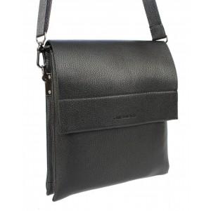 Pánská taška do práce v černé barvě