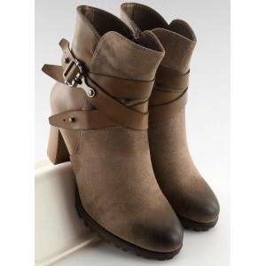Moderní dámské kotníkové boty