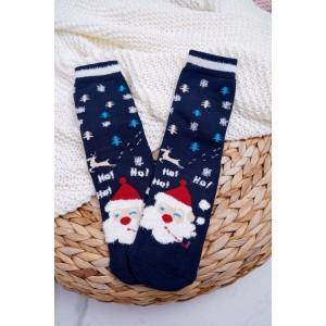 Vánoční ponožky s motivem Santa Clause