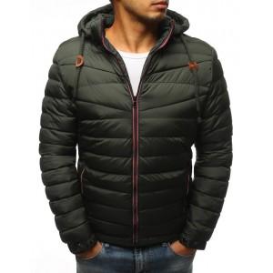 Stylová zimní pánská bunda
