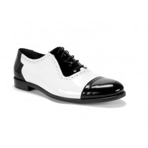 Kvalitní pánské kožené boty COMODO E SANO