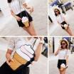 Stylová dámská kabelka ve tvaru zmrzliny
