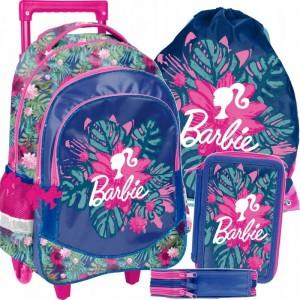 Školní Barbie taška pro dívky