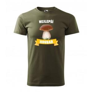 Tričko pro nejlepšího houbaře