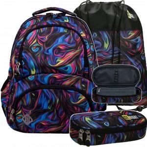 Teenagerský školní batoh pro dívky