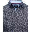Moderní společenská košile s dlouhým rukávem pro pány