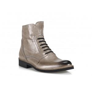 Italské kožené boty COMODO E SANO