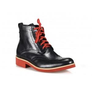 Pánské elegantní kožené boty COMODO E SANO