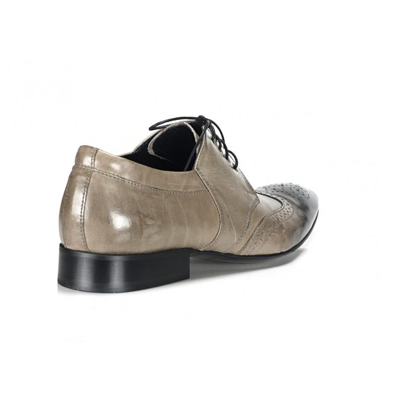 9483775f0d Pánská kožená společenská obuv Comodo E Sano · Pánská kožená společenská ...