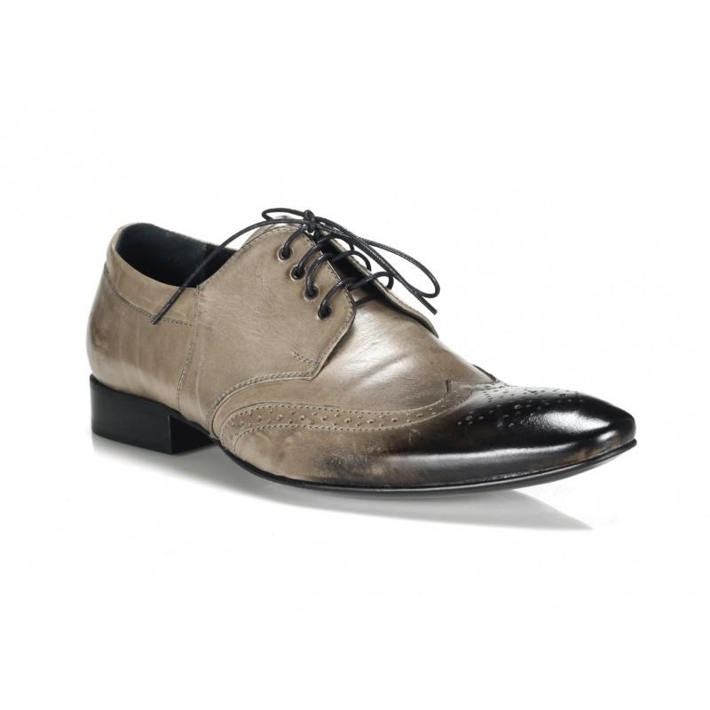 965a748d3d ... obuv Pánská kožená společenská obuv Comodo E Sano. Předchozí