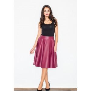 Vínové dámské sukně na každou příležitost