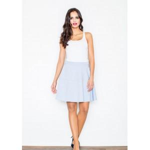 Světle modré dámské sukně