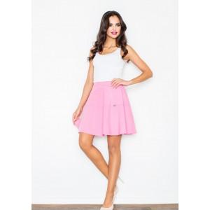 Dámské růžové sukně na různé příležitosti