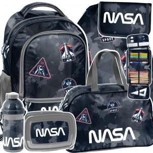 Školní set pro chlapce NASA v šestidílné sadě