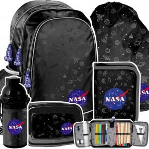 Školní batoh NASA v pětidílné sadě