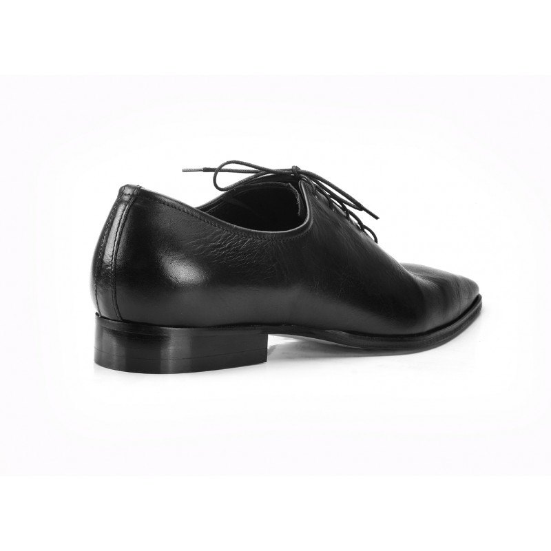 908eae844635 Pánské slavnostní boty černé barvy COMODO E SANO - manozo.cz