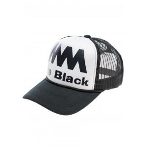 Sportovní pánské kšiltovky černé barvy Like black