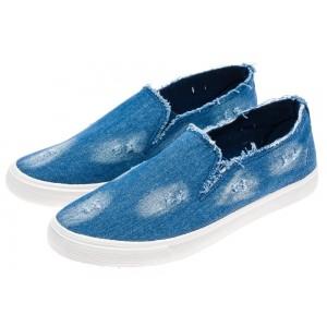 Pánské modré tenisky