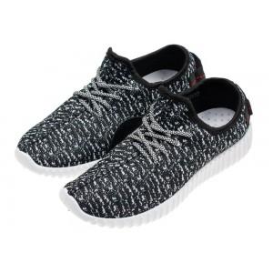 Pánské fitness boty v černé barvě